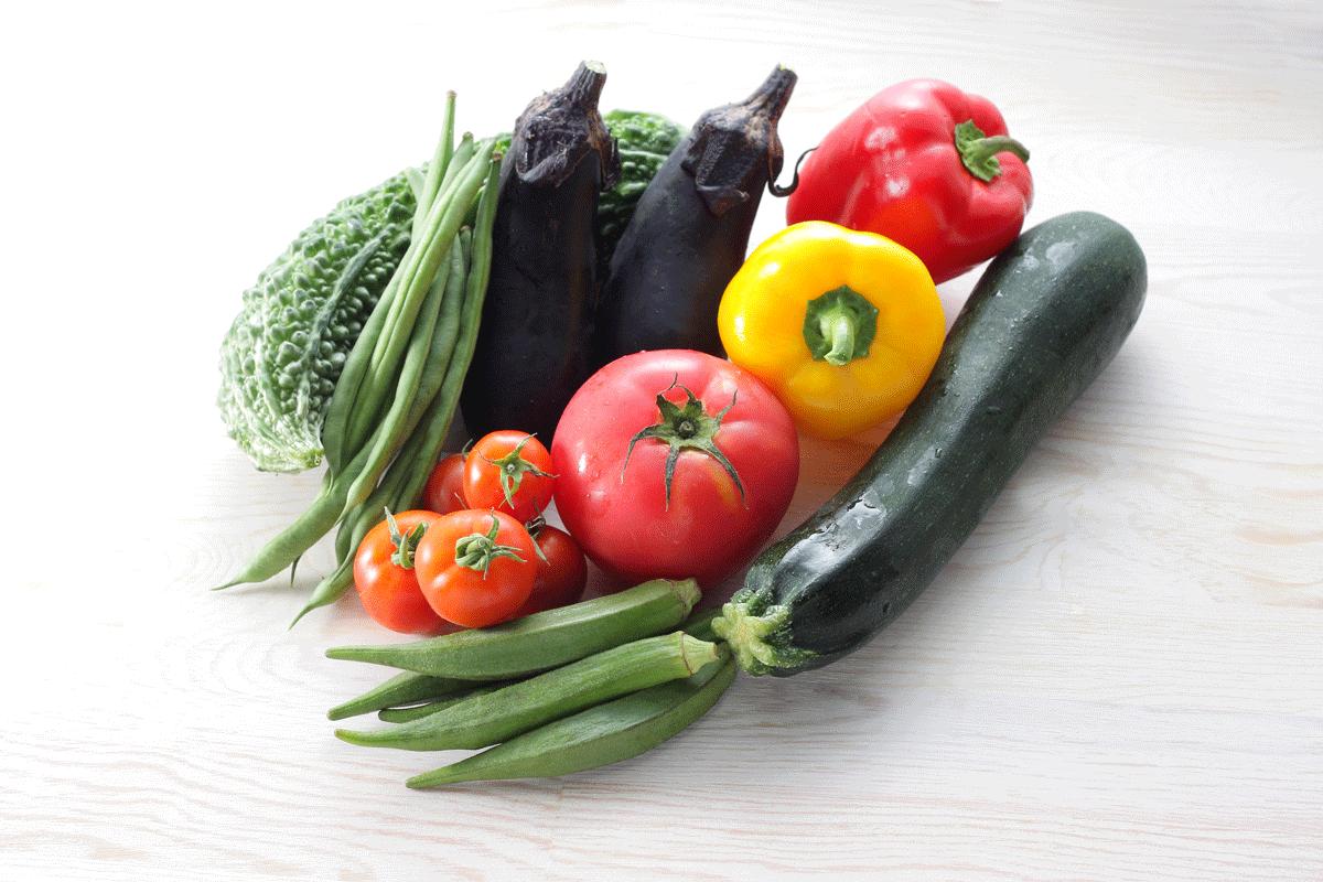 冷める野菜2
