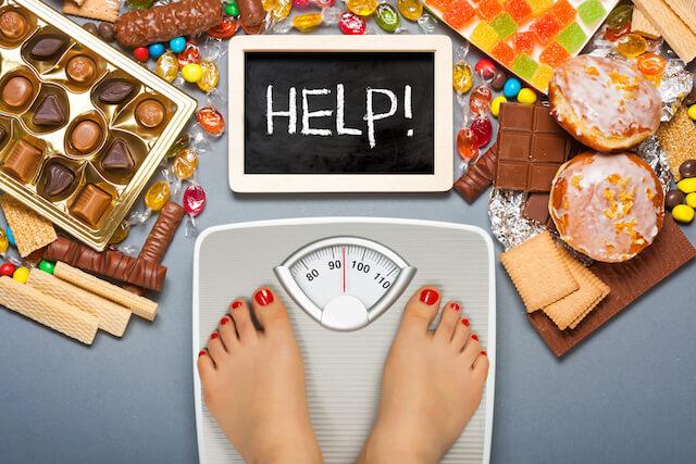 BMIの数値のイメージ
