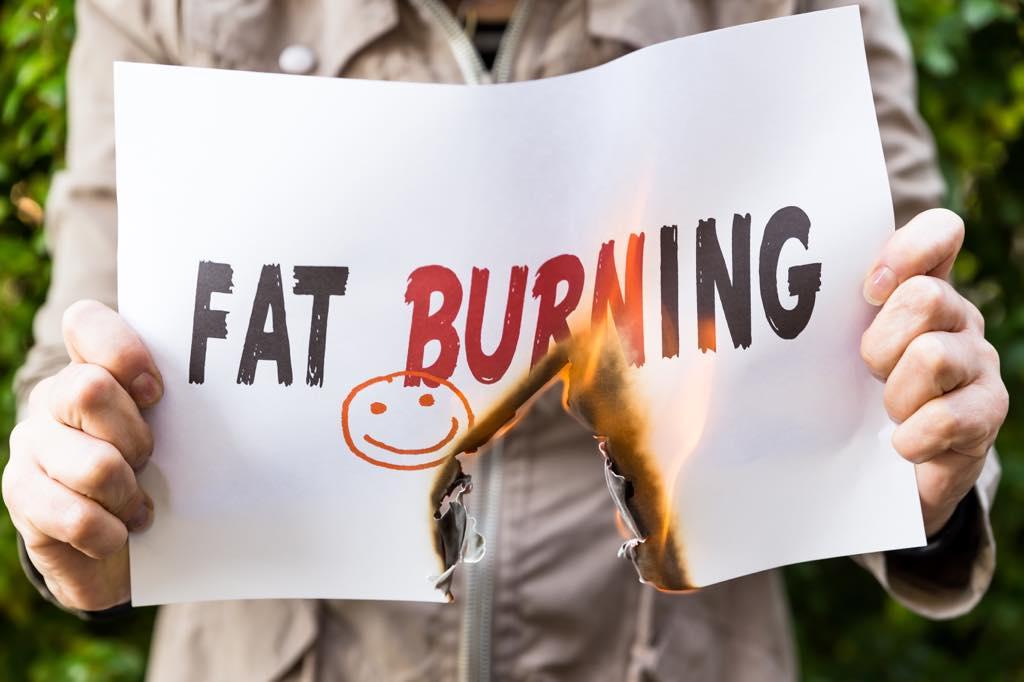 脂肪燃焼のイメージ