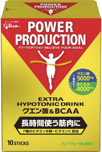 パワープロダクション クエン酸&BCAA